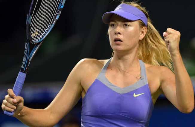 Sarapova este accidentata si nu va juca la US Open