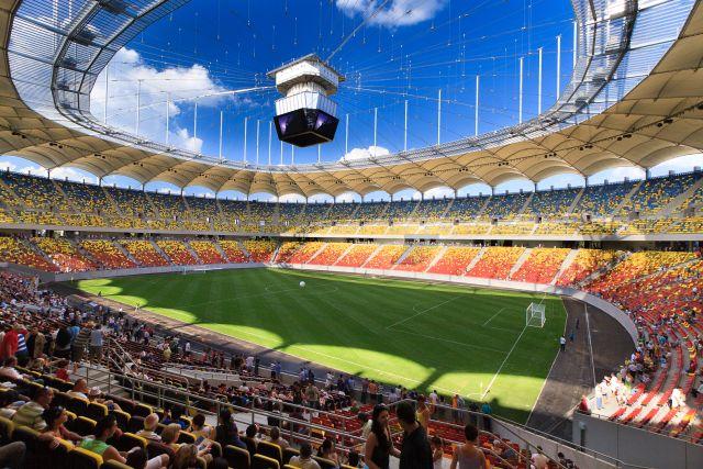 Bucurestiul se afla pe lista celor 39 de orase candidate la gazduirea Euro 2020!