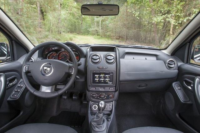 Noul Duster va fi lansat la Salonul Auto de la Frankfurt! Vezi cum arata! FOTO