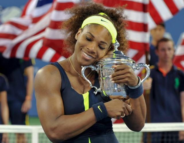 Serena Williams a castigat US Open dupa ce a invins-o pe Victoria Azarenka cu scorul de 7-5, 6-7 (6), 6-1!