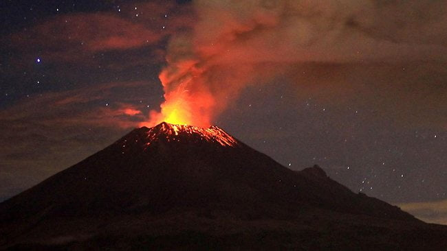 Tamu Massif, cel mai mare vulcan din lume se ascunde sub Oceanul Pacific! VIDEO