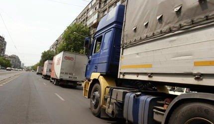 Transportatorii nu sunt de acord cu noile schimbari ale CODULUI RUTIER si solicita modificarea acestora!