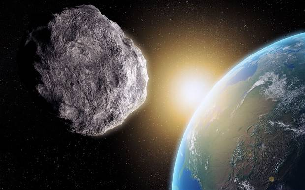 Un asteroid gigant va trece vineri pe langa Pamant! VIDEO