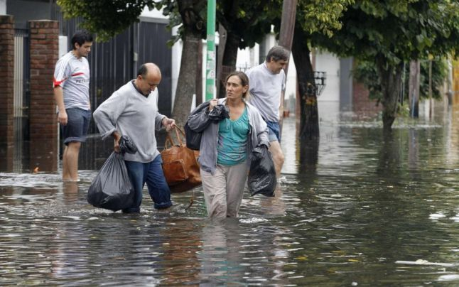 Atentionare de COD PORTOCALIU de inundatii in Dobrogea!