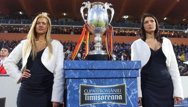 Cupa Romaniei: Vezi programul si televizarile 16-imilor!