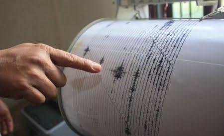 Un cutremur de 3,6 grade pe scara Richter s-a produs miercuri in zona Vrancea!