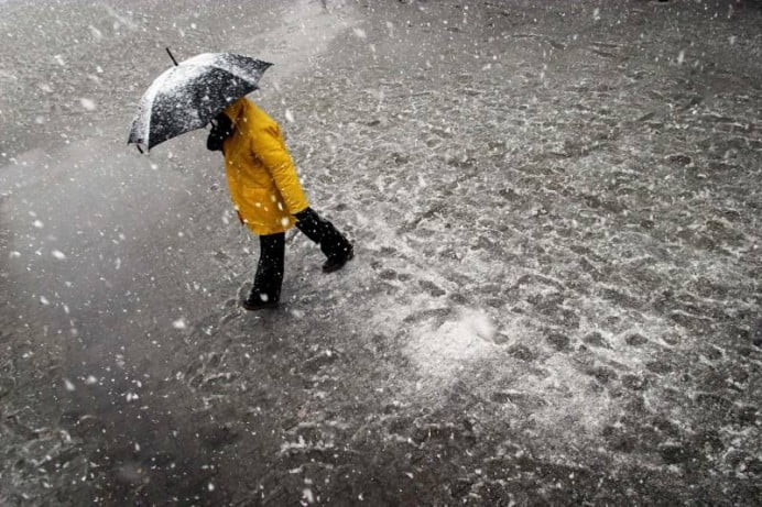 Cum va fi vremea in NOAPTEA DE REVELION!