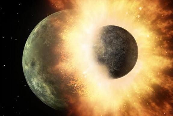Oamenii de stiinta au ajuns la concluzia ca Luna este cu 100 de milioane de ani mai tanara decat se credea! VIDEO