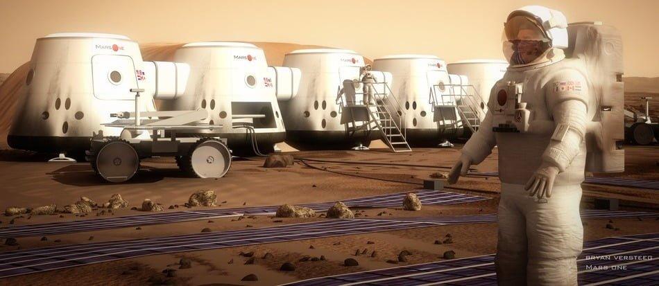 Calatoria Vietii: Peste 200.000 de persoane vor pleca intr-o calatorie fara retur pe Marte! VIDEO