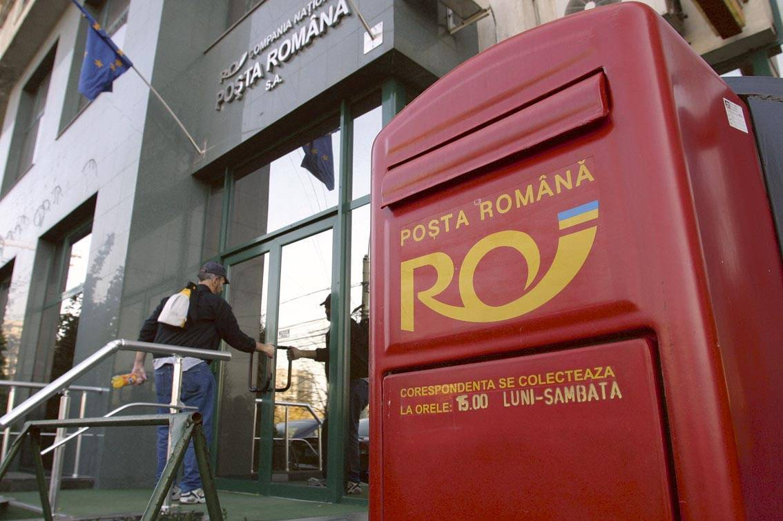 Mai multe CONTRACTE incheiate de Posta Romana au fost trimise de Guvern la DNA!