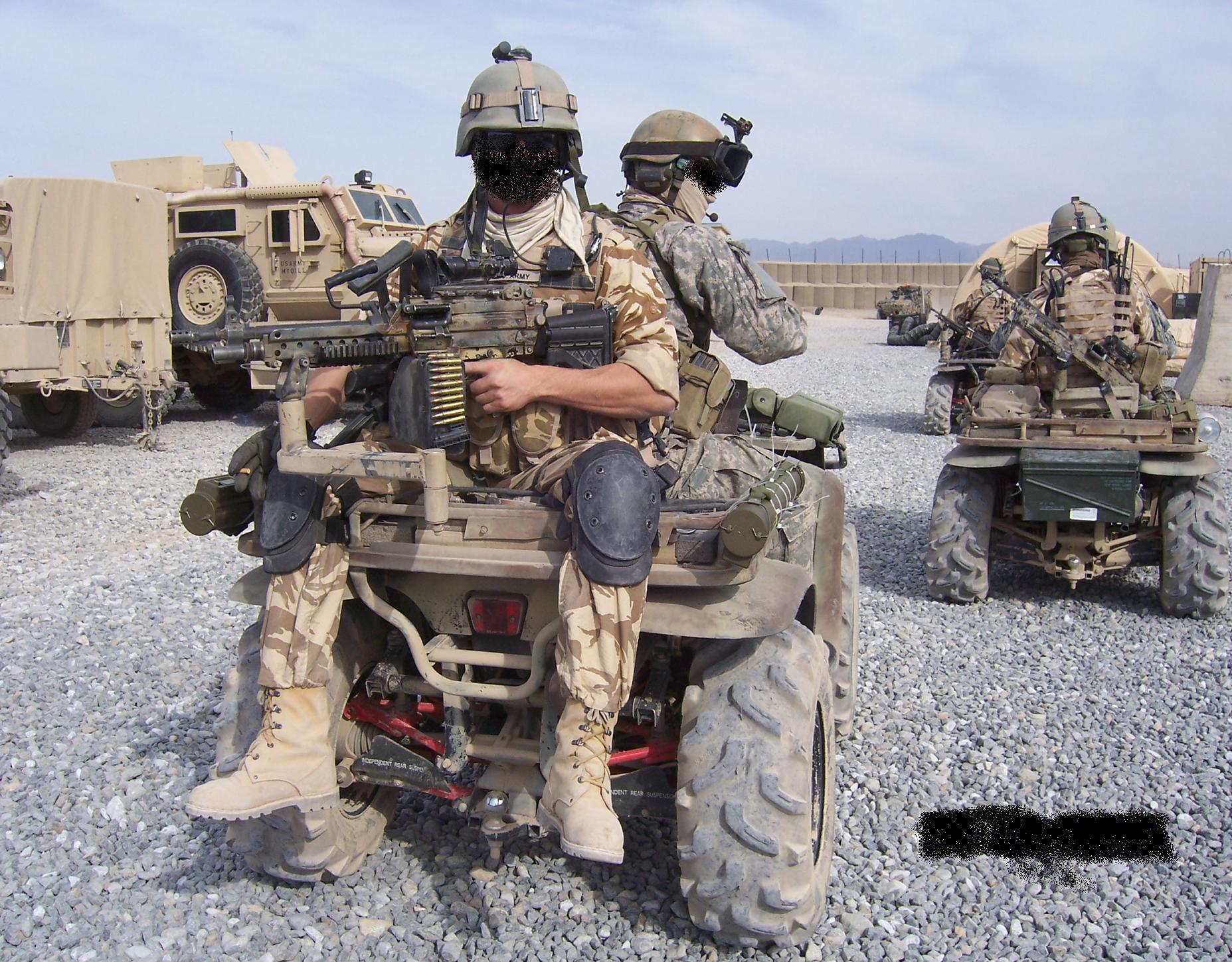 Doi militari romani au murit in Afganistan in timpul unei misiuni de patrulare!