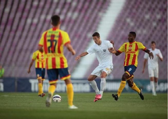 Pandurii trece cu scor de neprezentare de Ripensia Timisoara, scor 3-0, in Cupa Romaniei! VIDEO
