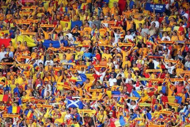 S-au pus in vanzare biletele pentru meciul Romania – Estonia!