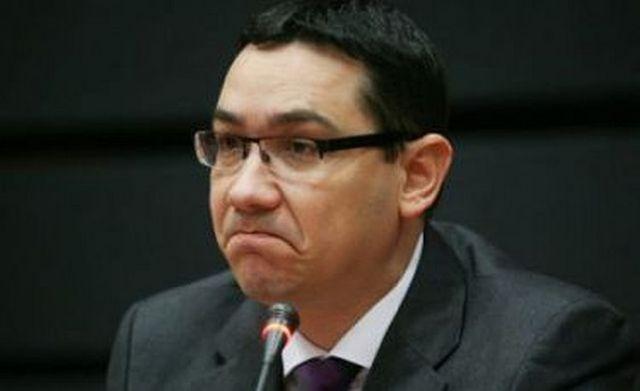 """Victor Ponta vrea sa iasa cu basma curata: """"A fost o EROARE a mea. Pensiile vor creste toate cu acel 3,76%"""""""