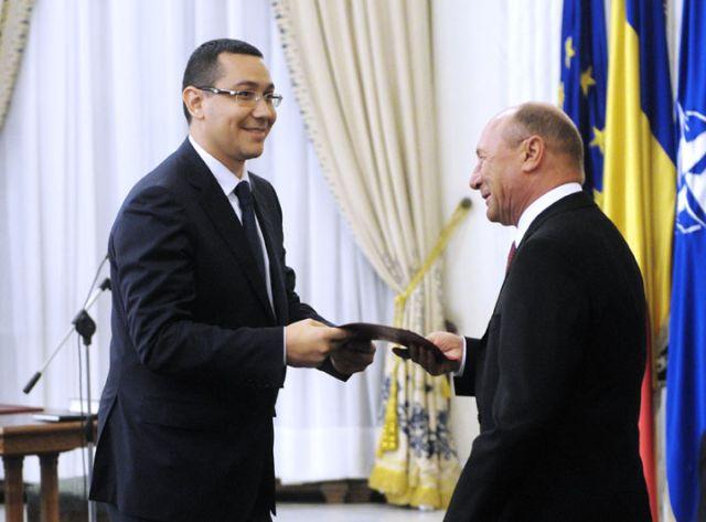 Traian Basescu ar putea renunta la COABITAREA cu Ponta!