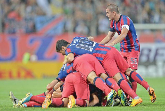 Steaua – FC Basel, ora 21:45, in direct pe TVR1, Digi1, Dolce1! Echipele probabile