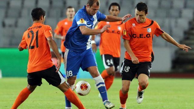 Pandurii Targu Jiu a remizat cu Pacos Ferreira, scor 1-1, in Europa League! VIDEO