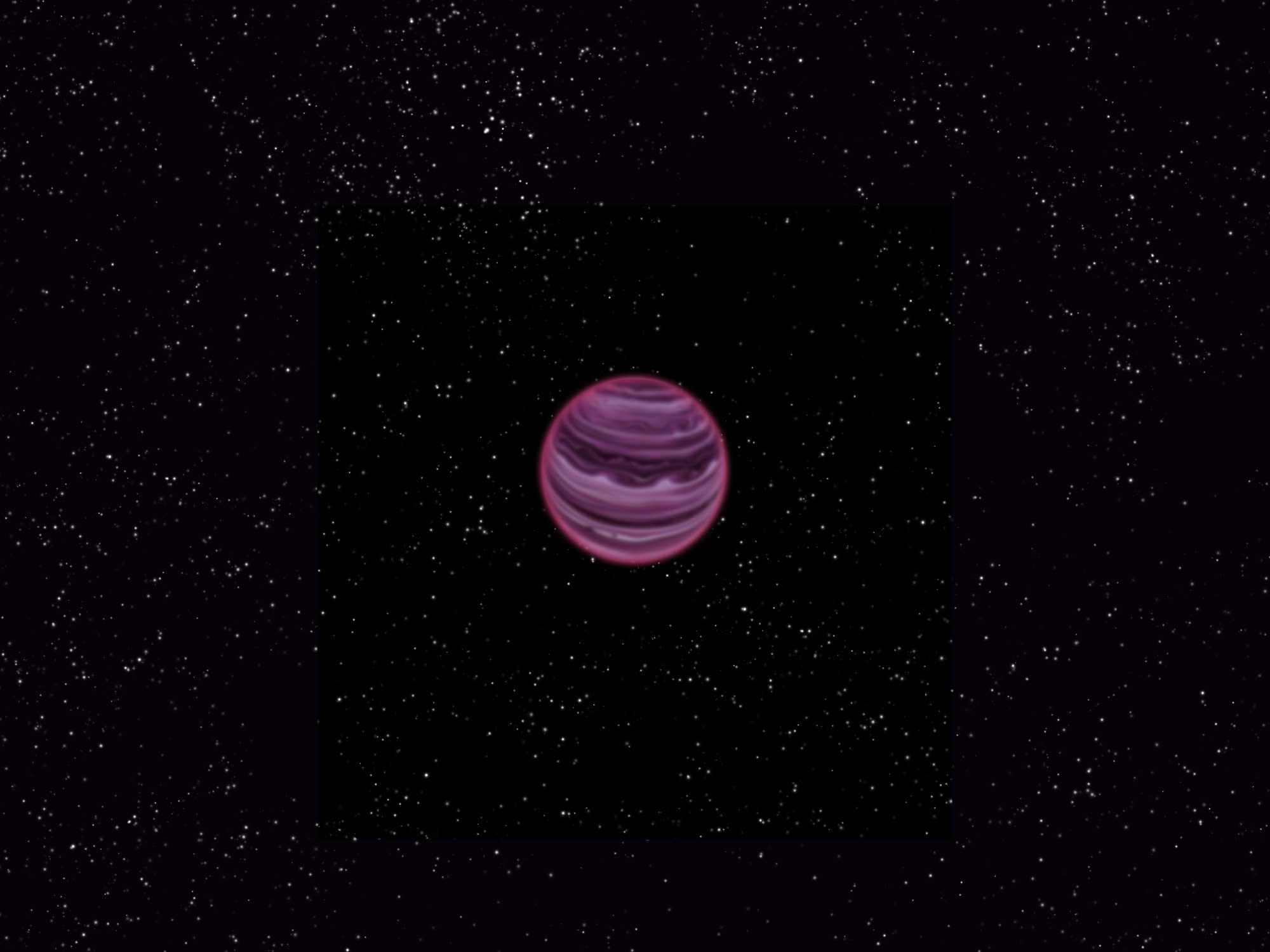 O exoplaneta care rataceste prin spatiu a fost descoperita de astronomi!