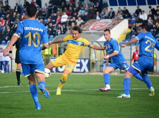 FC Botosani – Petrolul Ploiesti, scor 1-2, in Liga I