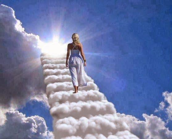 """Cel mai SFANT loc de pe PAMANT in care Dumnezeu face miracole: """"SCARA SPRE RAI""""!"""