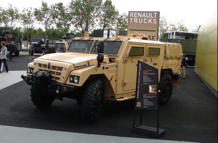 Colaborare intre MFA Mizil si Renault Truck Defense pentru productia de camioane si masini militare la Mizil!
