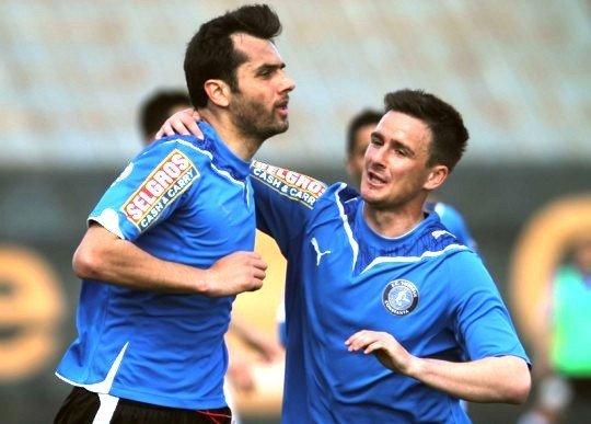 FC Viitorul a invins pe Corona Brasov, scor 1-0! VIDEO