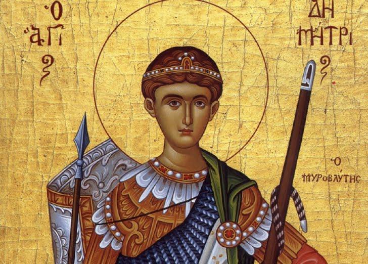 Traditii, obiceiuri si superstitii de Sfantul Dumitru! VIDEO