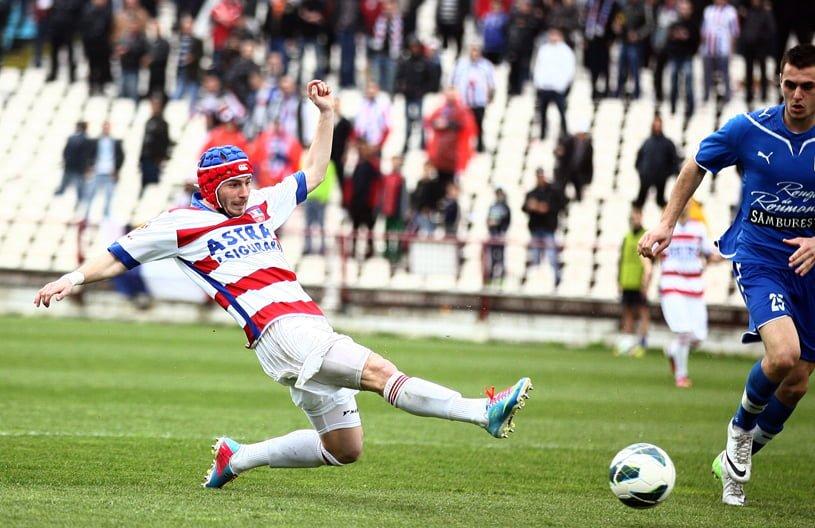 Otelul Galati – Corona Brasov, scor 2-1!