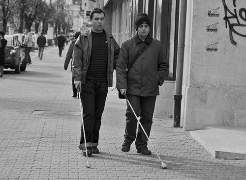 Ziua Mondiala a Nevazatorilor! Peste 100.000 de nevazatori traiesc in Romania!
