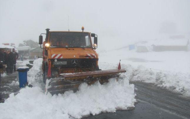 Iarna vine dupa 20 noiembrie! Vezi ce spune directorul Administratiei Nationale de Meteorologie!