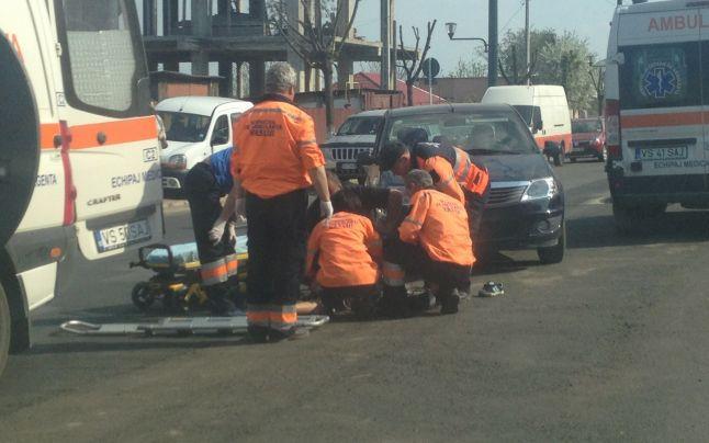 Doua persoane au murit intr-un accident produs pe Soseaua de Centura a Capitalei!