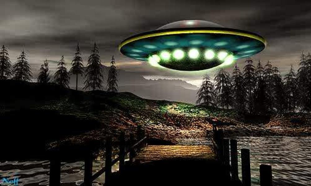 """POARTA SECRETA prin care extraterestrii viziteaza PAMANTUL: """"Poate fi intrarea intr-un tunel care strabate miezul Terrei"""" VIDEO"""