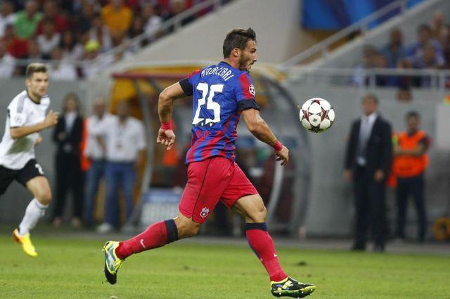 Steaua – ACS Poli Timisoara, scor final 2-0!