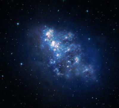 O echipa de astronomi a descoperit cea mai indepartata galaxie cunoscuta pana in prezent! VIDEO