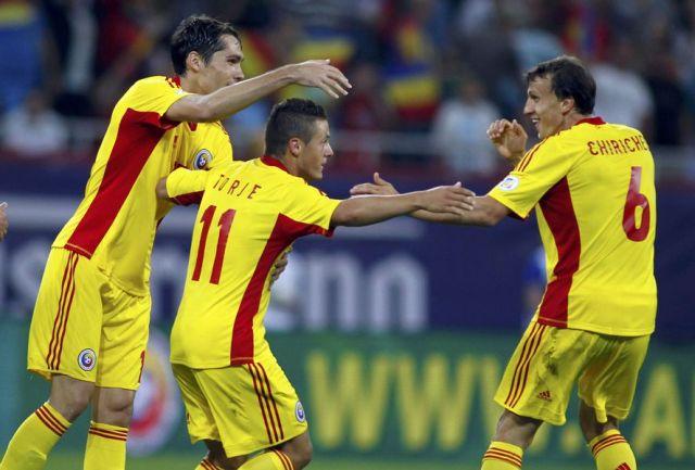 Romania a invins Andorra cu scorul de 4-0! VIDEO
