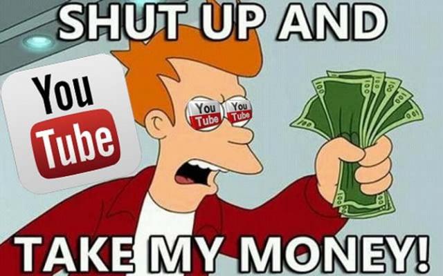 Vrei clipuri de pe YouTube atunci va trebui sa platesti! Vezi de cand!