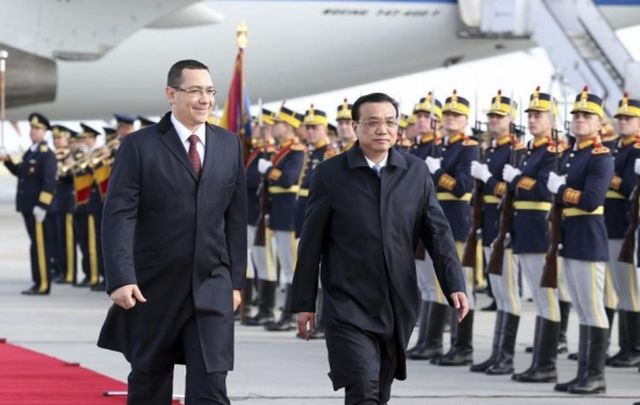 "Romania si China au semnat o Declaratie de ""aprofundare a cooperarii bilaterale in noile circumstante""!"