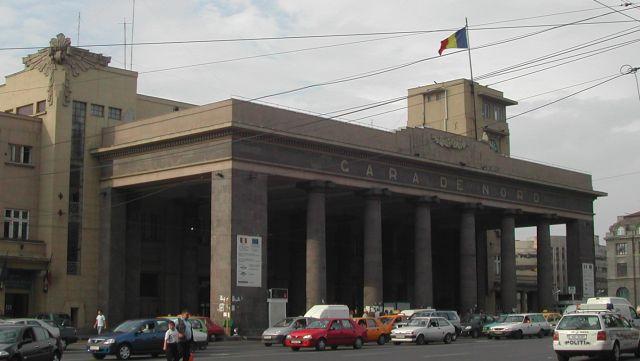 Gara de Nord are in PREMIERA statie oficiala de taxi la Coloane!