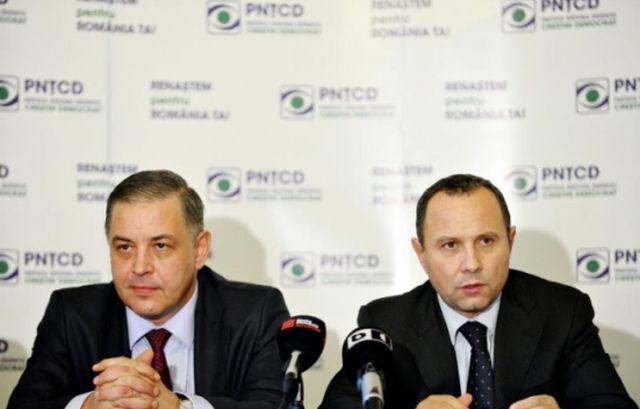 "PNTCD a inviat: ""Impreuna cu presedintele Basescu sa repunem dreptatea la Cotroceni"""