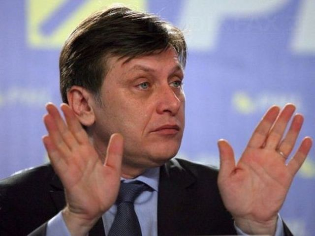 Crin Antonescu, in cadrul sedintei USL: Proiectul privind Rosia Montana va fi respins!
