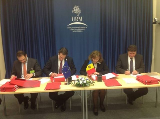 Republica Moldova si Georgia au parafat Acordul de Asociere cu Uniunea Europeana!