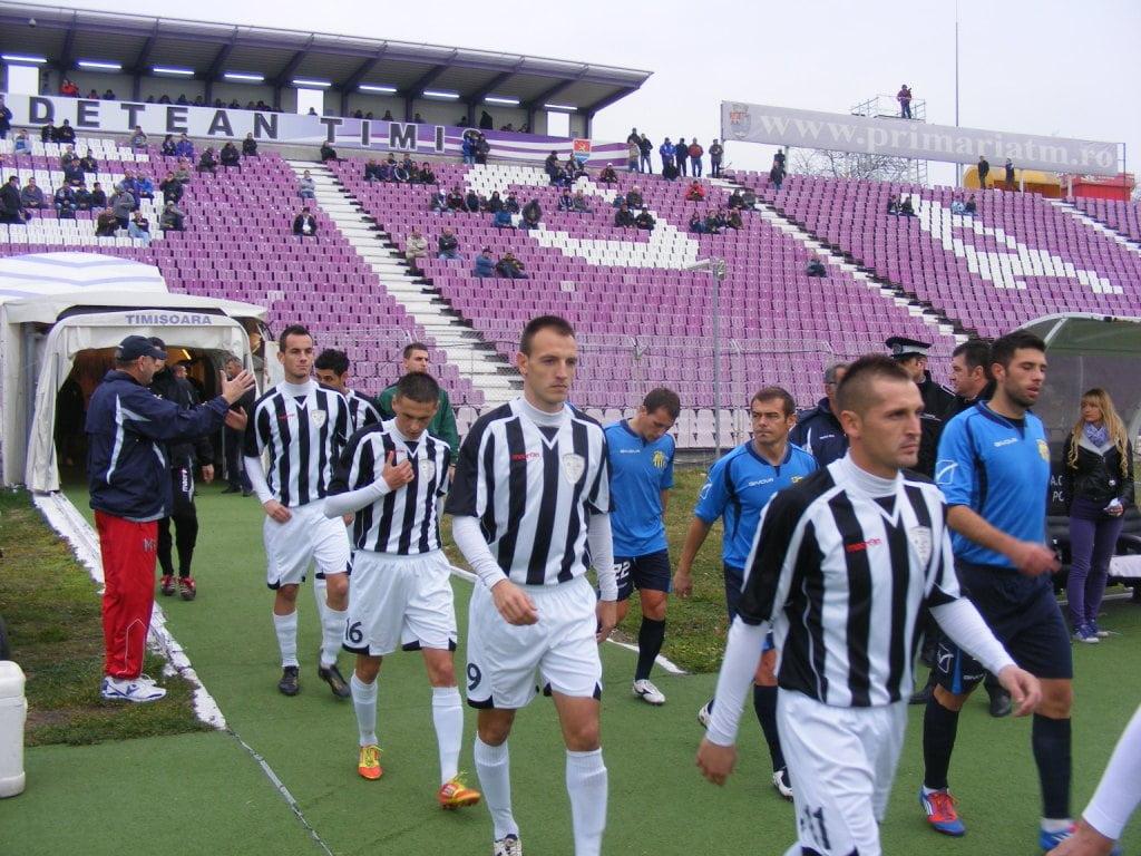 ACS Poli Timisoara – Otelul Galati, scor final 1-0! VIDEO