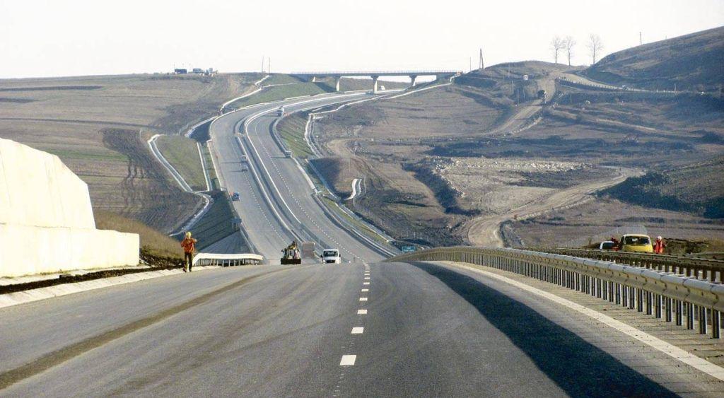 Proiectul autostrazii Sibiu – Brasov, prins in finantarea bugetara pe 2014!