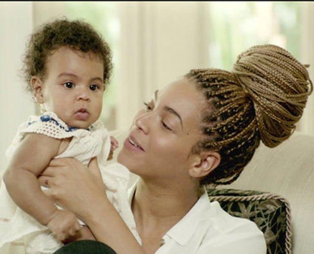 Beyonce a compus o melodie pentru fiica ei Blue Ivy! Ascult-o aici si spune-ne cum ti se pare!