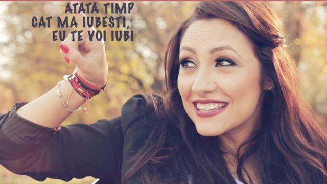 Noul single Andra feat. Marius Moga – Atata timp cat ma iubesti! Asculta AICI
