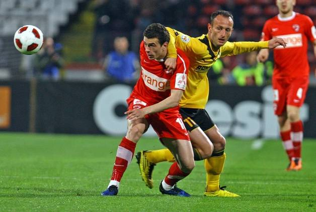 Dinamo a trecut de FC Brasov, scor 2-1! VIDEO