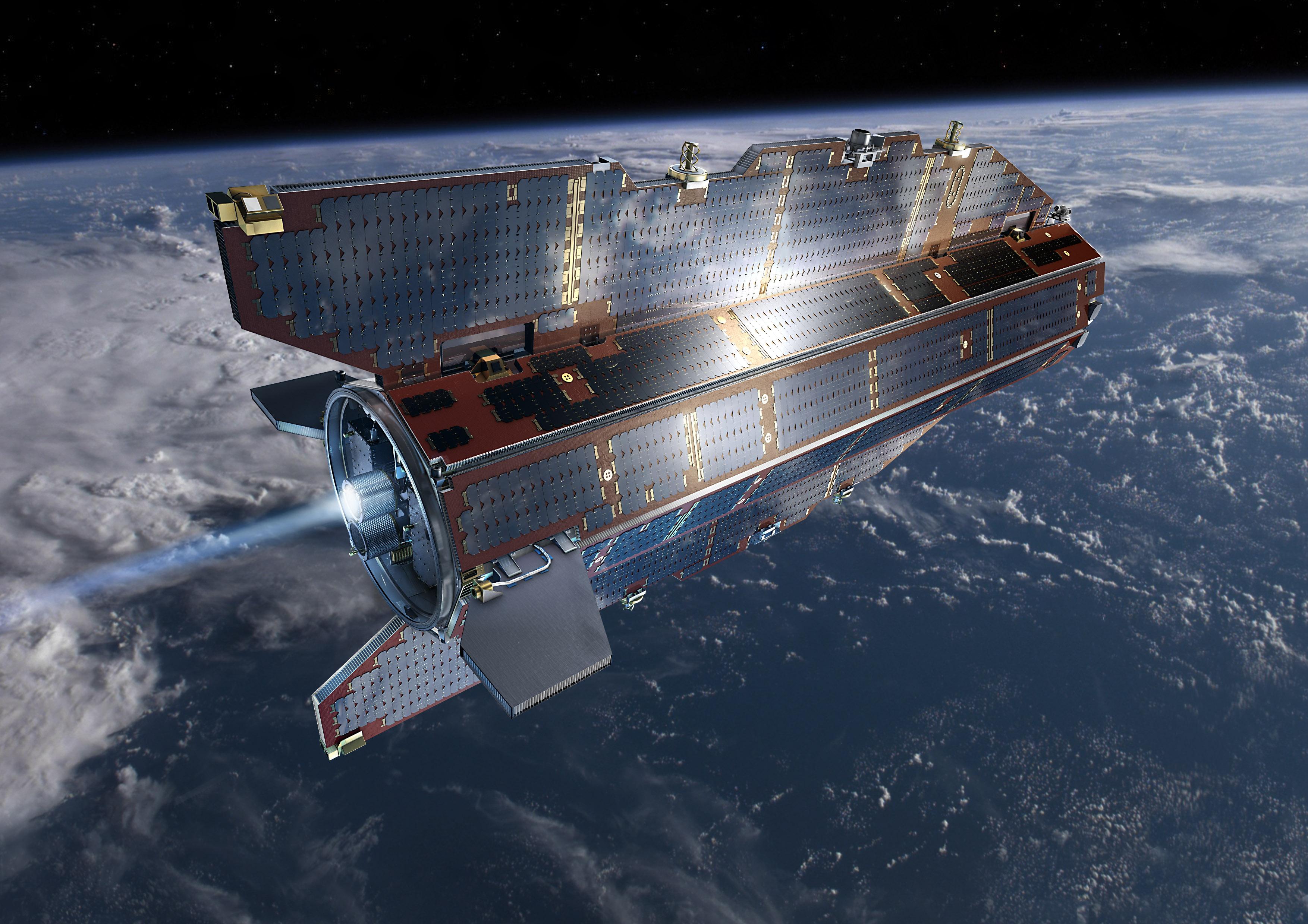 Satelitul GOCE de peste O TONA se va PRABUSI pe Terra! VIDEO