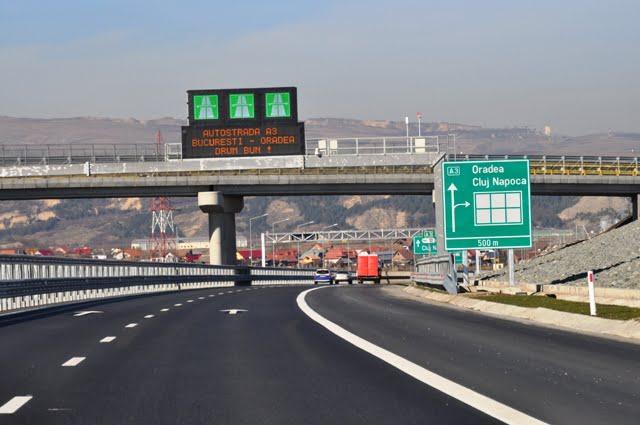 Dupa acciza la benzina, Guvernul Ponta ne pune taxa pe autostrada! Vezi de cand si cat te costa 100 km!
