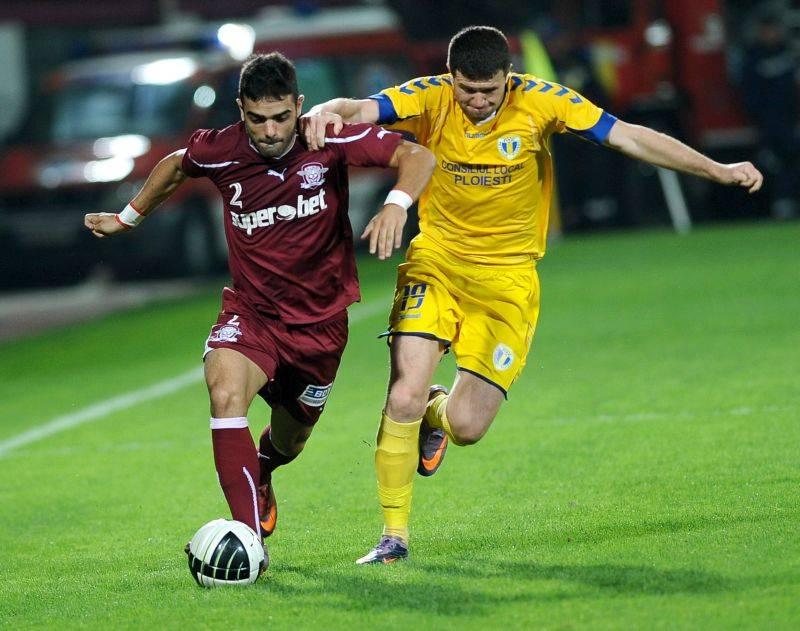 Petrolul a invins pe Rapid cu scorul de 2-0, si s-a calificat in sferturile Cupei Romaniei!