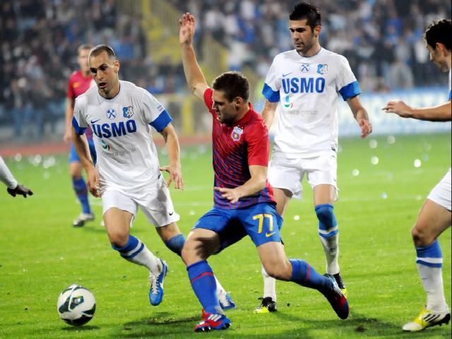 Pandurii – Steaua, ora 20:00, DigiSport1! Vezi echipele probabile!